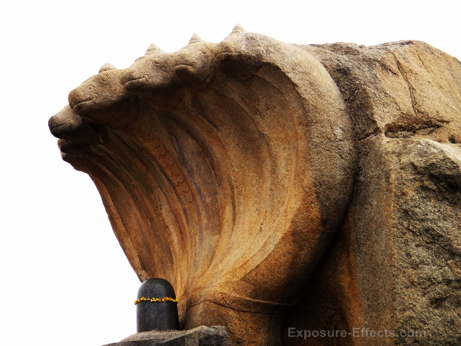 Lepakshi temple photos-shiv-linga