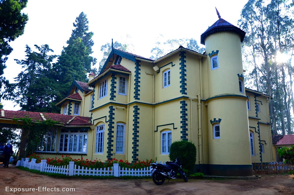 Glyngarth Villa Heritage Resort-Ooty India