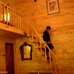 Glyngarth Villa Heritage Resort-cottahe interior Ooty India