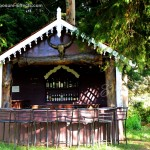 Glyngarth Villa Heritage Resort-Lawn Bar-Ooty India