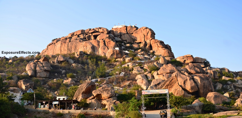 Anjana Parvat Hampi Where Lord Hanuman was Born
