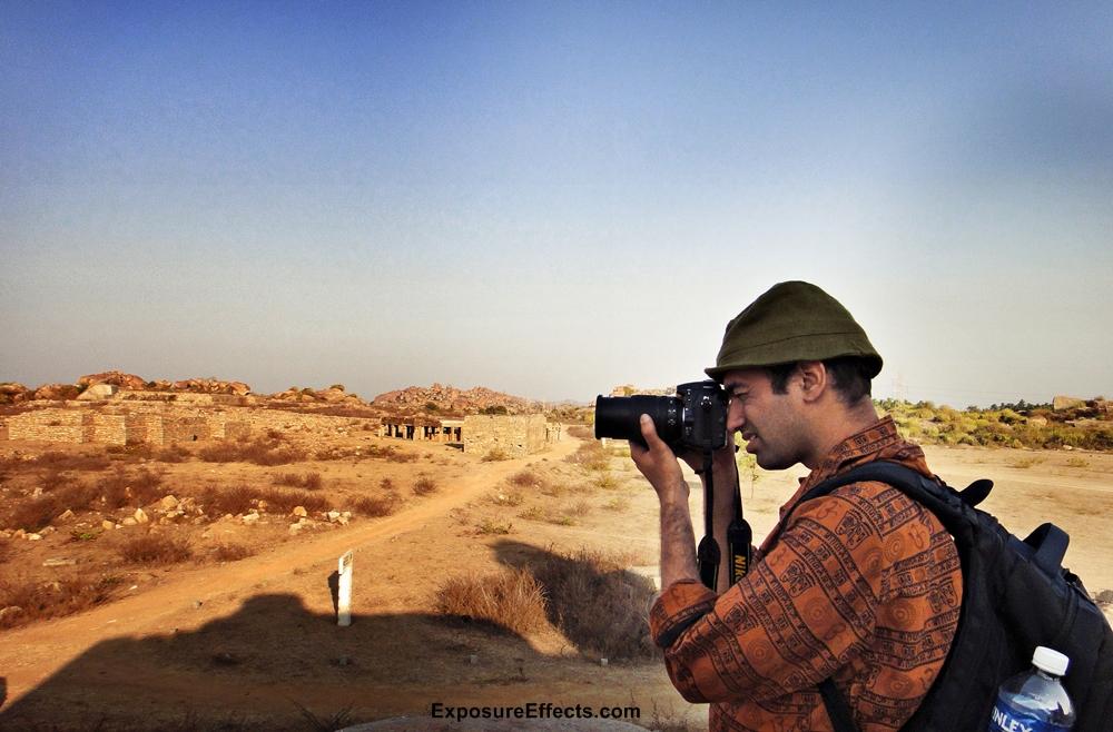 Hampi Pictures Rocky landscapes