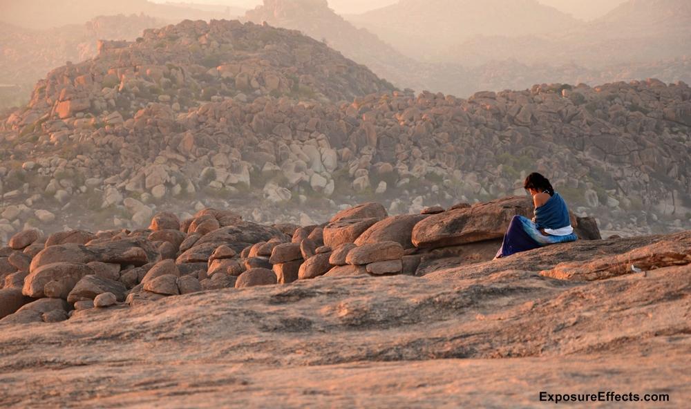 Hampi Rocky Landscapes