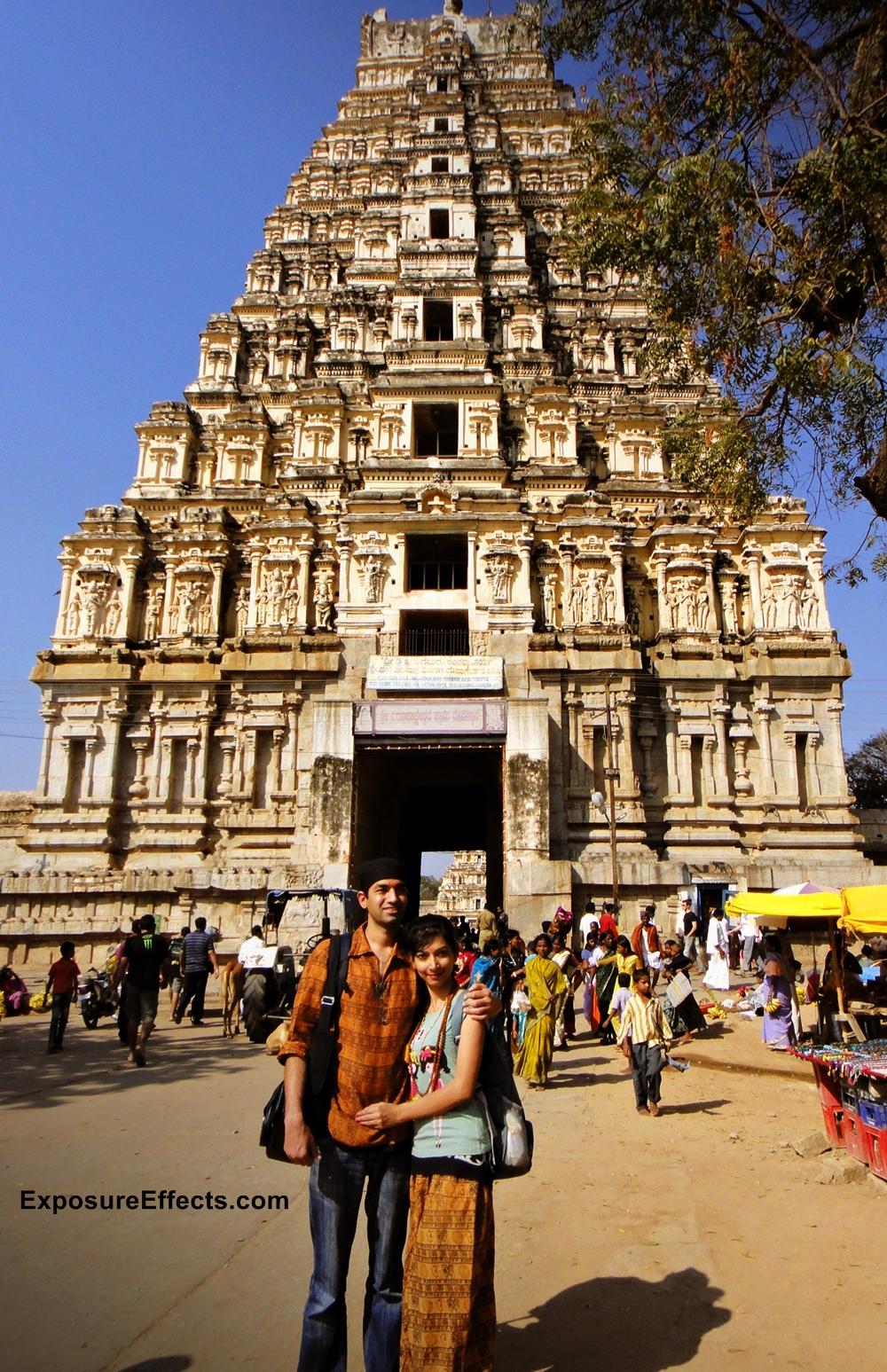 Virupaksha Temple Hampi Vijayanagara