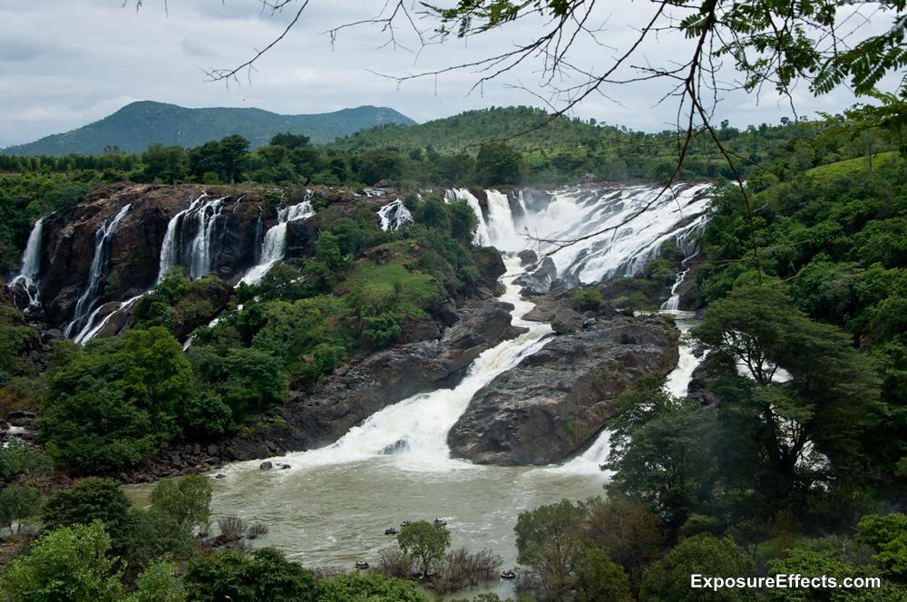 Shivasamudram Falls Bharachukki Karnataka
