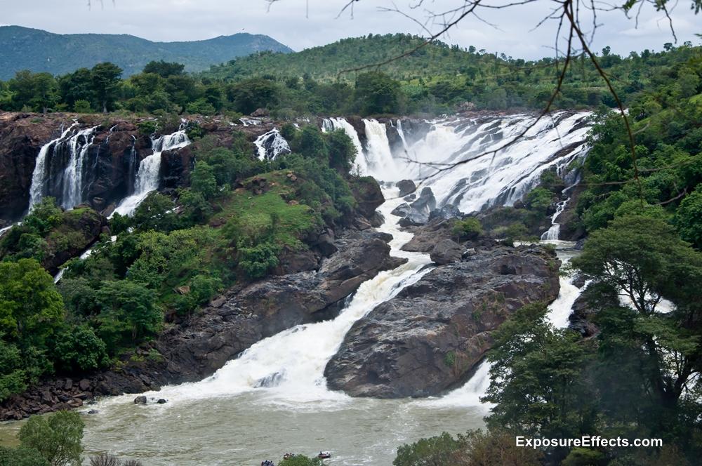 Shivasamudram Falls - Karnataka