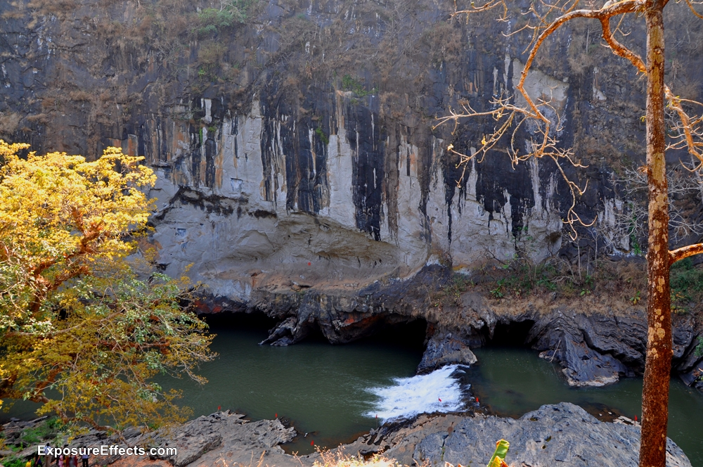 Syntheri Rock Pictures in Dandeli