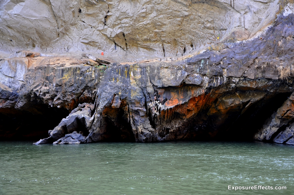 Syntheri Rock caves