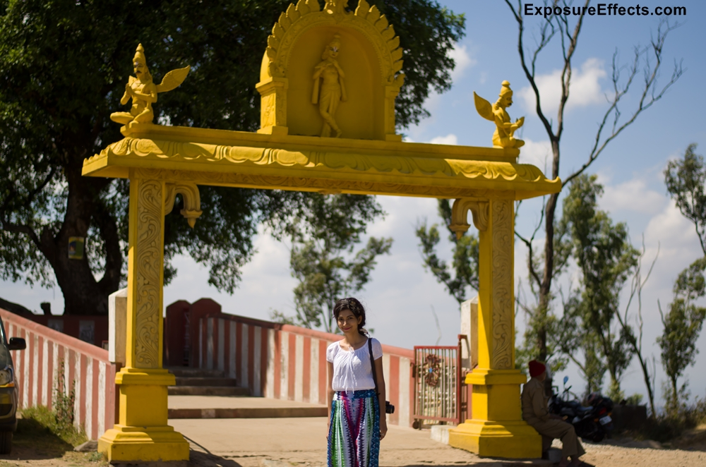Himavad Gopalaswamy Temple Hills Karnataka