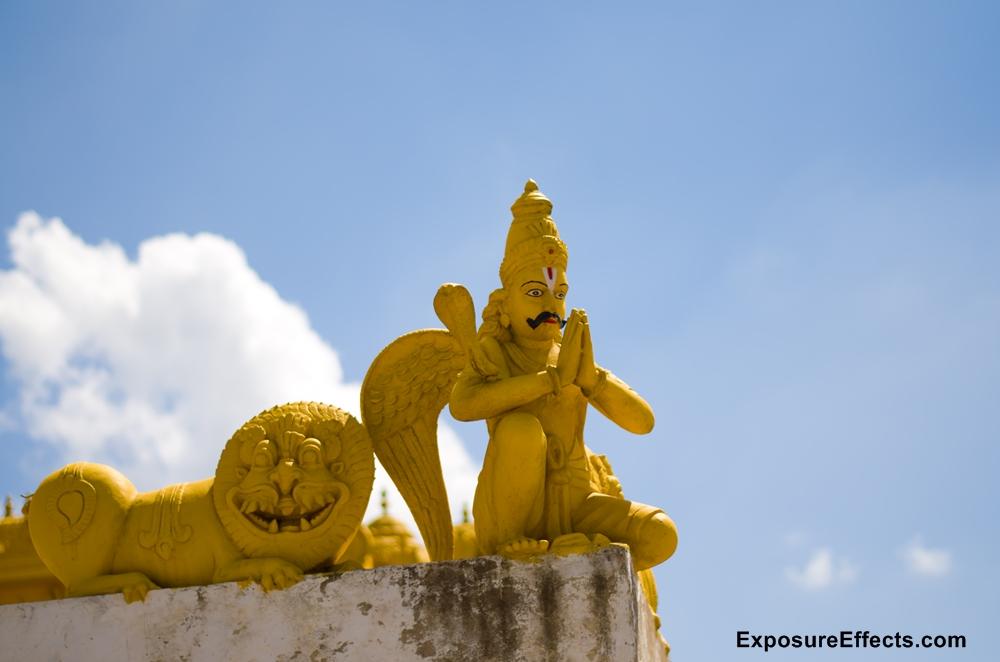 Himavad Gopalaswamy Temple Hills