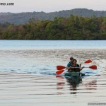 Kayaking at Sharavathi Adventure Camp