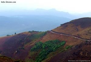 Mullayangiri in Chikmagalur Karnataka