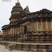 Sharadamba Temple at Sringeri Chikmagalur