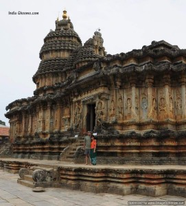 Sharadamba Temple at Sringeri Chikmagalur