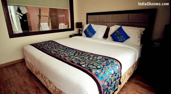 Pipal Tree Hotel Kolkata Review Rooms