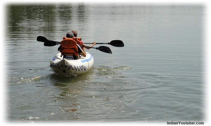 Kayaking Devbagh Beach Resort jungle lodges