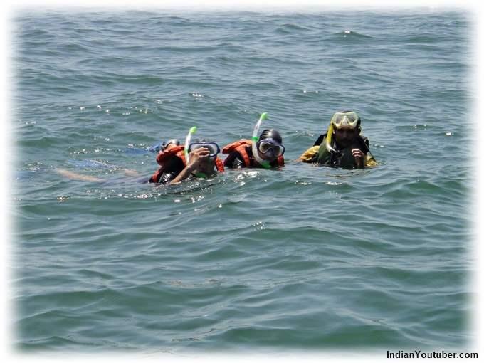 Snorkeling Devbagh Beach Resort jungle lodges and resorts