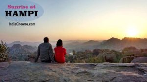 Hampi – Sunrise at Malyavanta Hill