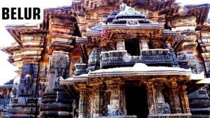 Chennakeshava Temple – Belur