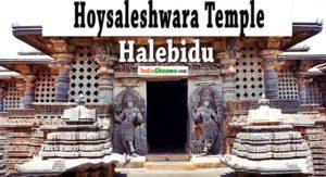 Halebidu – Hoysaleshwara Temple