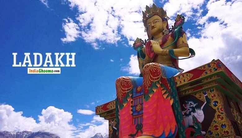 Ladakh Diskit