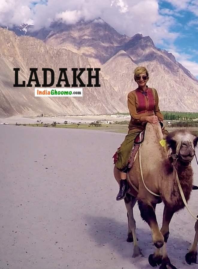 Ladakh India Ghoomo