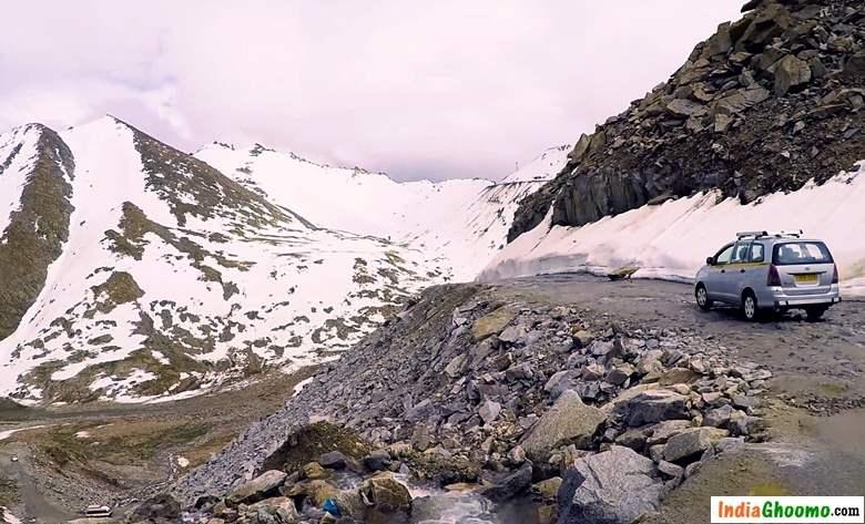 Ladakh Khardungla Pass