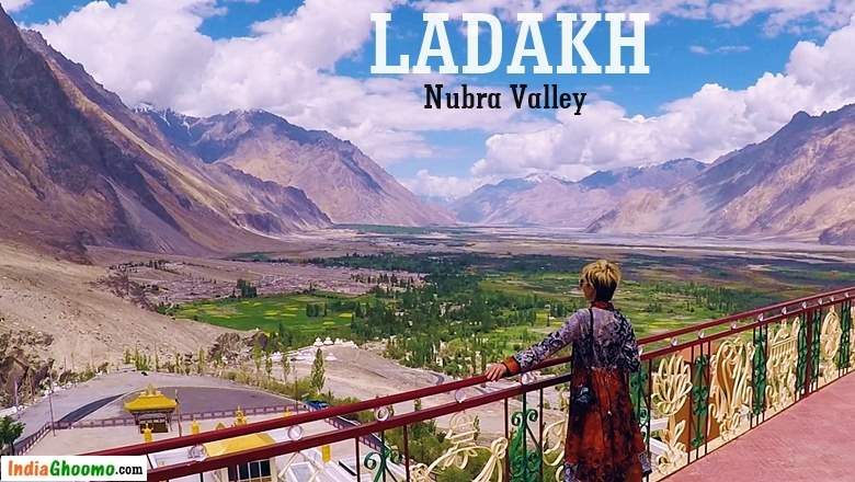 Ladakh Nubra Valley
