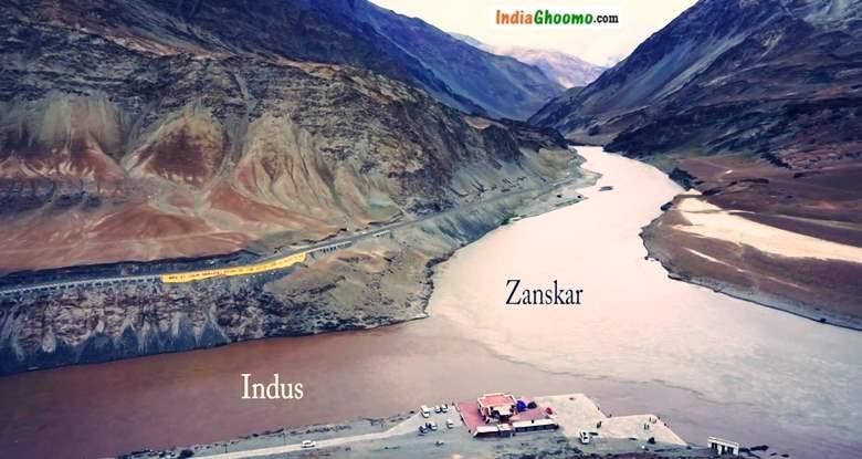 Leh Indus Zanskar Sangam