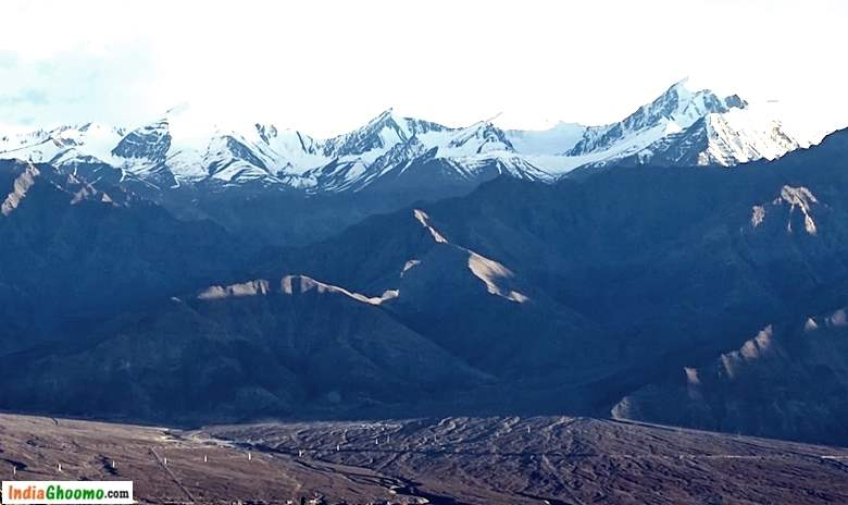 Leh Ladakh Mountains