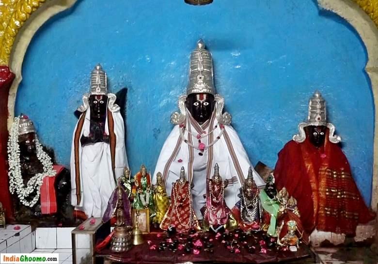Hampi Temples Malyavantha Raghunath Temple