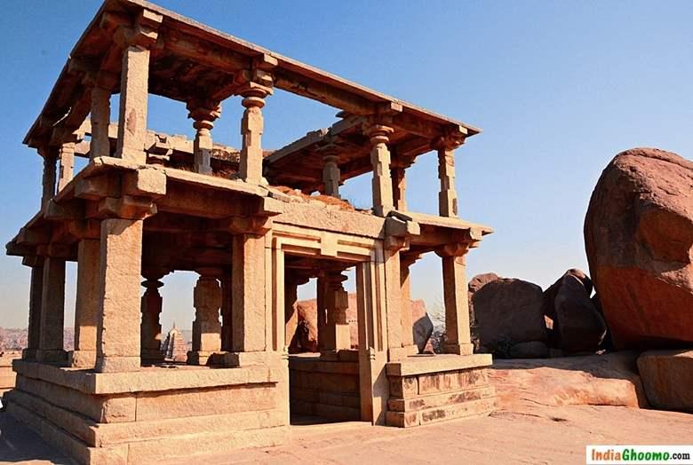 Hampi Ruins Karnataka