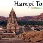 Hampi Sacred Centre – Group 2 – Hemakuta Hill | Virupaksh Temple | Sasivekalu Ganapati | Kadlekalu