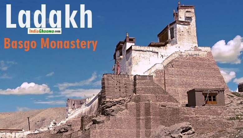 Ladakh Basgo Monastery Buddha Temples