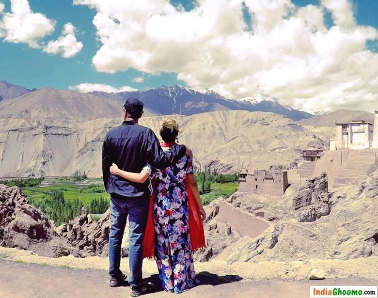 Ladakh Basgo Palace India Ghoomo