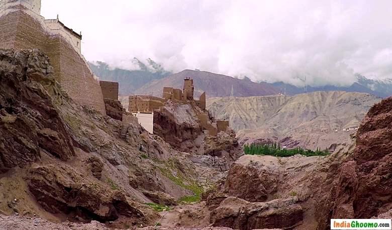 Ladakh - Basgo Palace