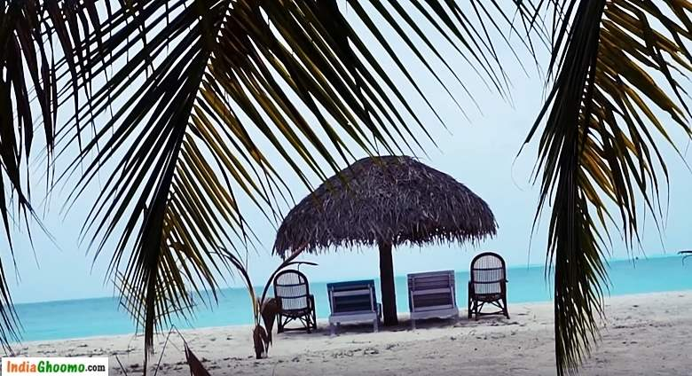 Lakshadweep - Bangaram Island Activities Accommodation