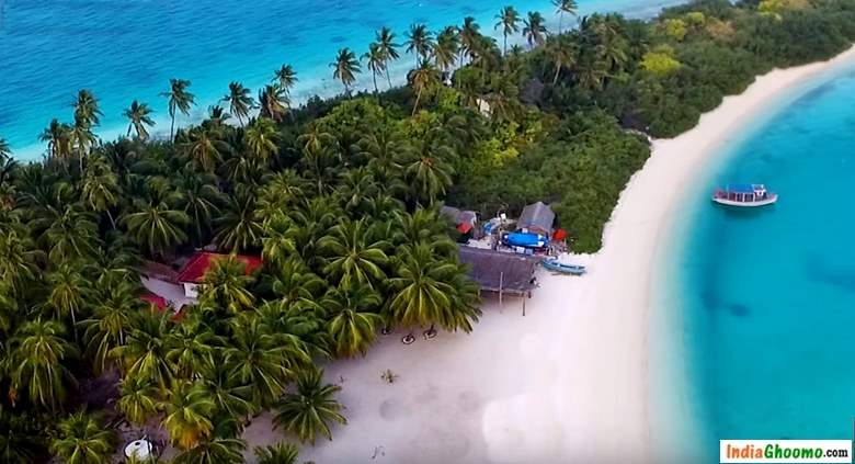 Lakshadweep - Bangaram Island