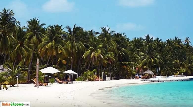 Lakshadweep Bangaram island pics