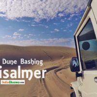 Jaisalmer Dune Bashing Sam Sand Dunes