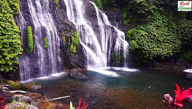 Bali Waterfall Banyumala Waterfall