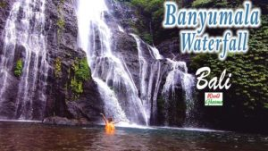 Banyumala Waterfall in Bali | Bali Attractions