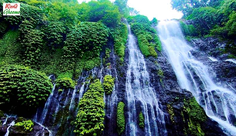 Banyumala Twin Waterfall