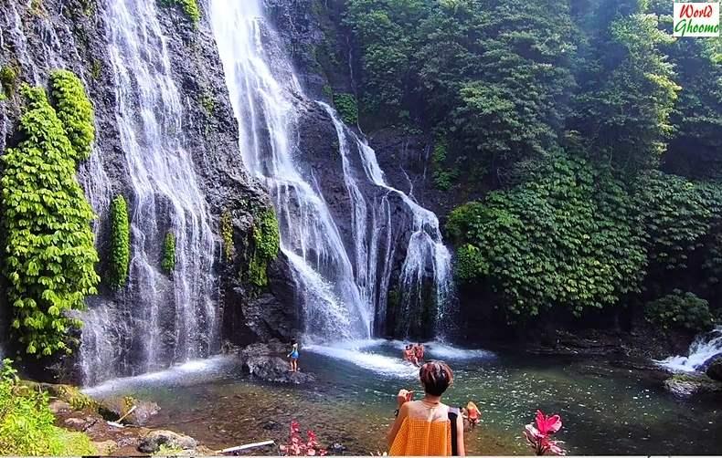 Banyumala Waterfall First Look