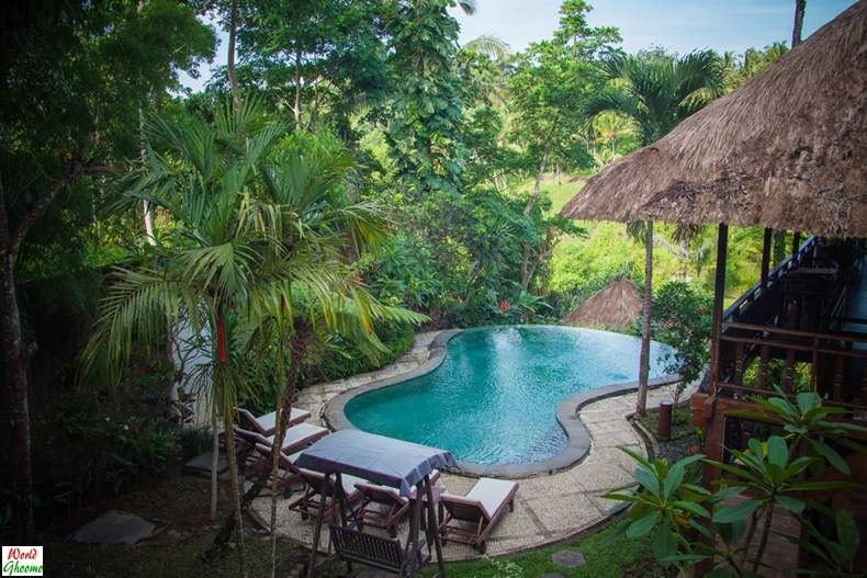 Booking an Accommodation in Bali