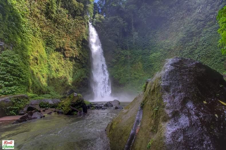 Nungnung Waterfall Bali