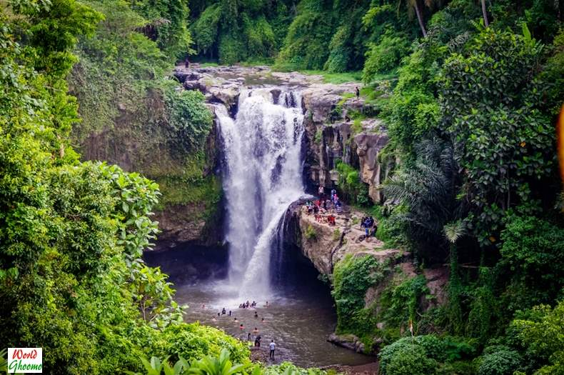 Tegenungan Waterfall Bali Ubud