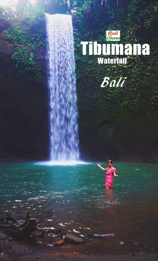 Bali Best Waterfall Tibumana Waterfall Bali Ubud