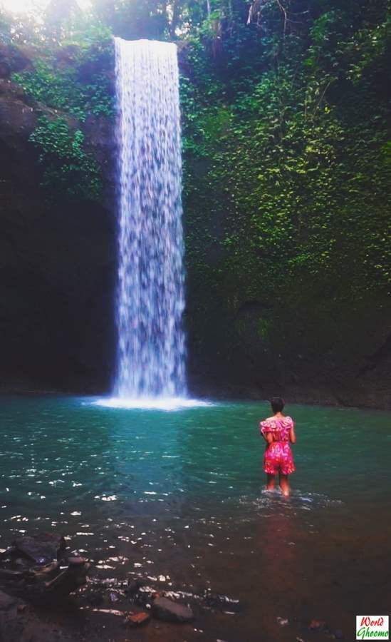 Bali Best Waterfalls Tibumana Waterfall Bali Ubud