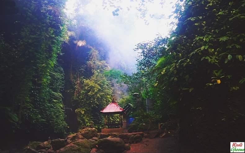 Bali Waterfall Tibumana Ubud